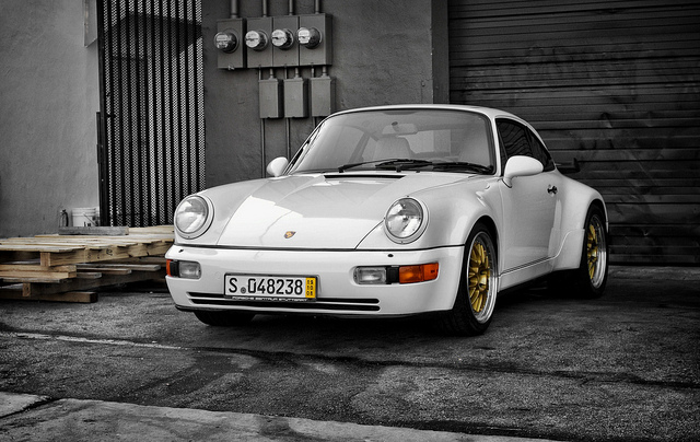 Lo mejor de Porsche.