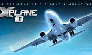 X-Plane 10 Flight Simulator v10.2.1 Apk Mod