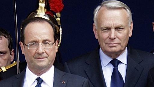 nouveau gouvernement Ayrault officiellement nommé