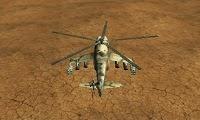Helikopter Kobra Saldırısı