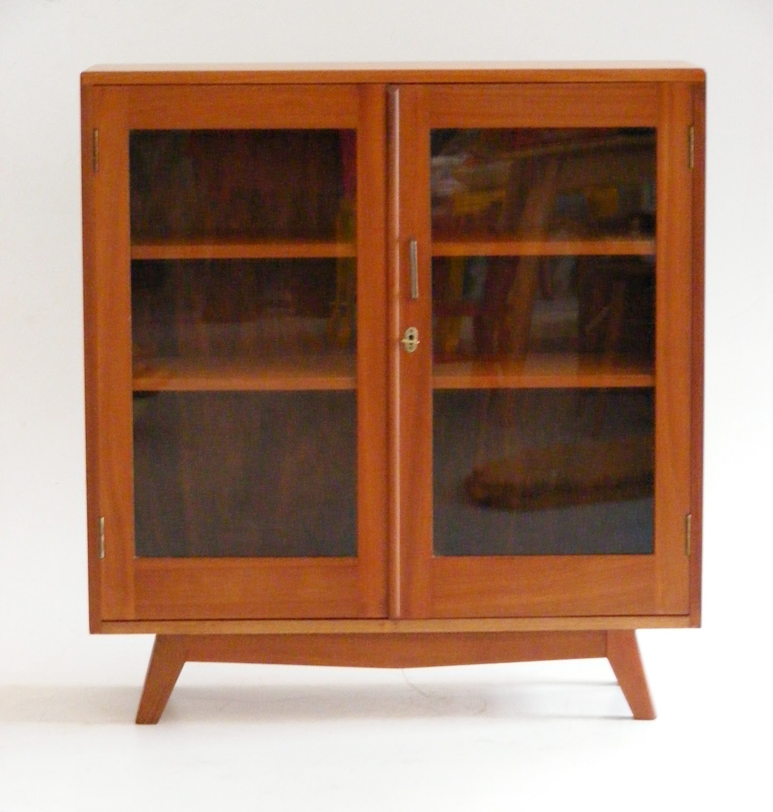 highly rated red bookcase with doors with custom examples