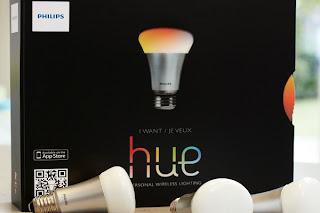 Hue, Lampu Bohlam Digital Nan Ajaib