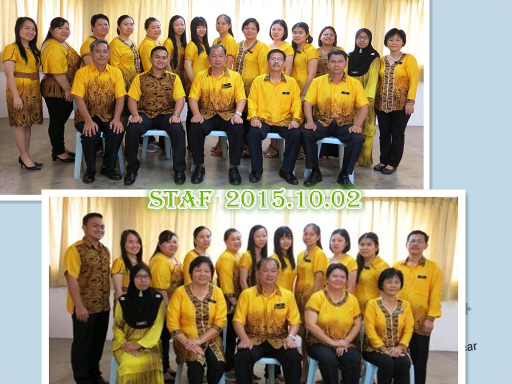 Staff 2015