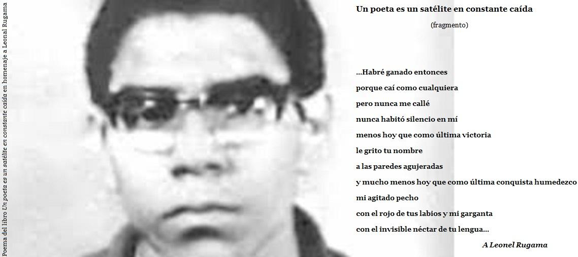 Poema dedicado a Leonel Rugama
