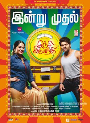 Inji Iduppazhagi (2015) Tamil Full Movie HDRip 700mb Download