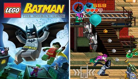 lego batman the mobile game jogos movel. Black Bedroom Furniture Sets. Home Design Ideas