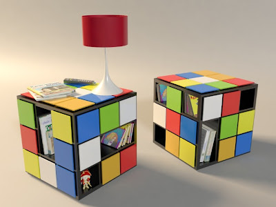 Creative Cube Inspired Products and Designs (15) 7