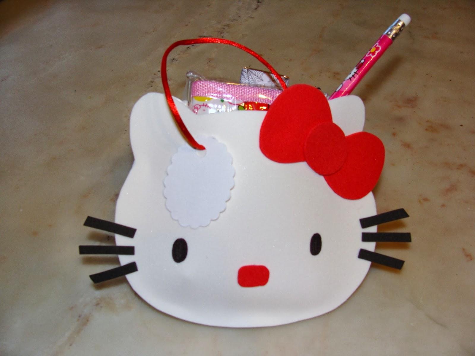 Olivais: Bolositas souvenirs de Hello Kitty