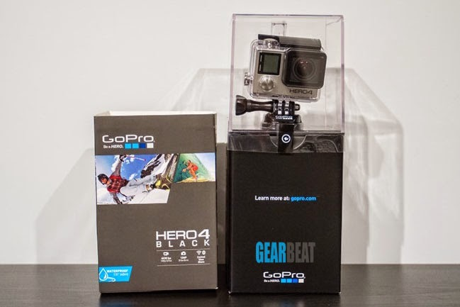 Gopro Hero4 Unboxed - gearbeat.blogspot.com