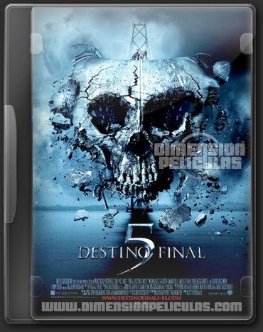 Destino Final 5 (BRRip HD Dual Español Latino) (2011)