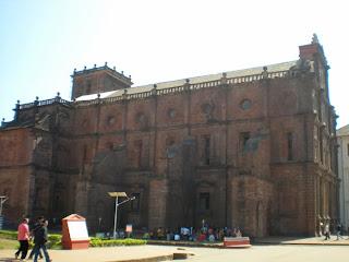 St. Francis Xavier Goa