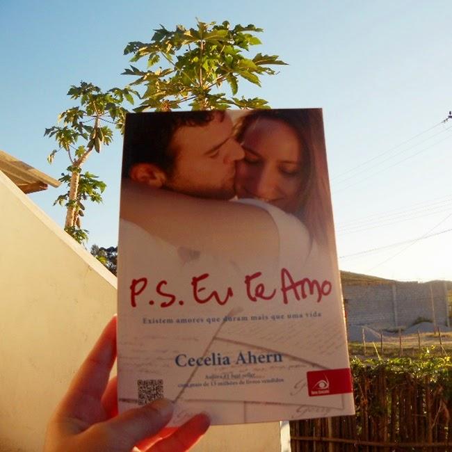 P.S. Eu Te Amo, Cecelia Ahern, livro, capa, sinopse, edição econômica, avon