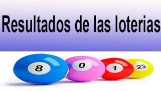 Numeros de las Loterias