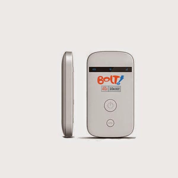 Kelebihan Modem Wifi BOLT 4G LTE