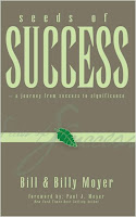 Seeds of Success: A Journey from Success to Significance