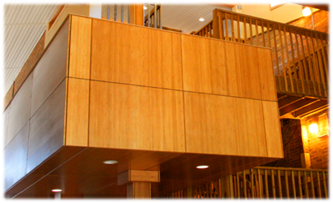 Lamboo architectural structural bamboo july 2011 for Incorp interior designs