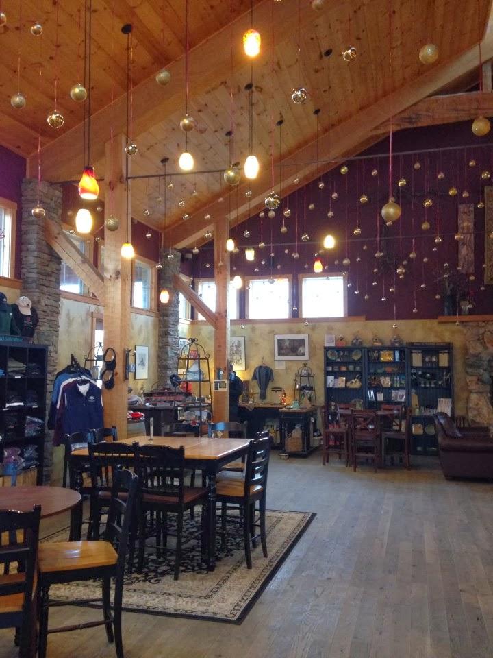barrel oak tasting room