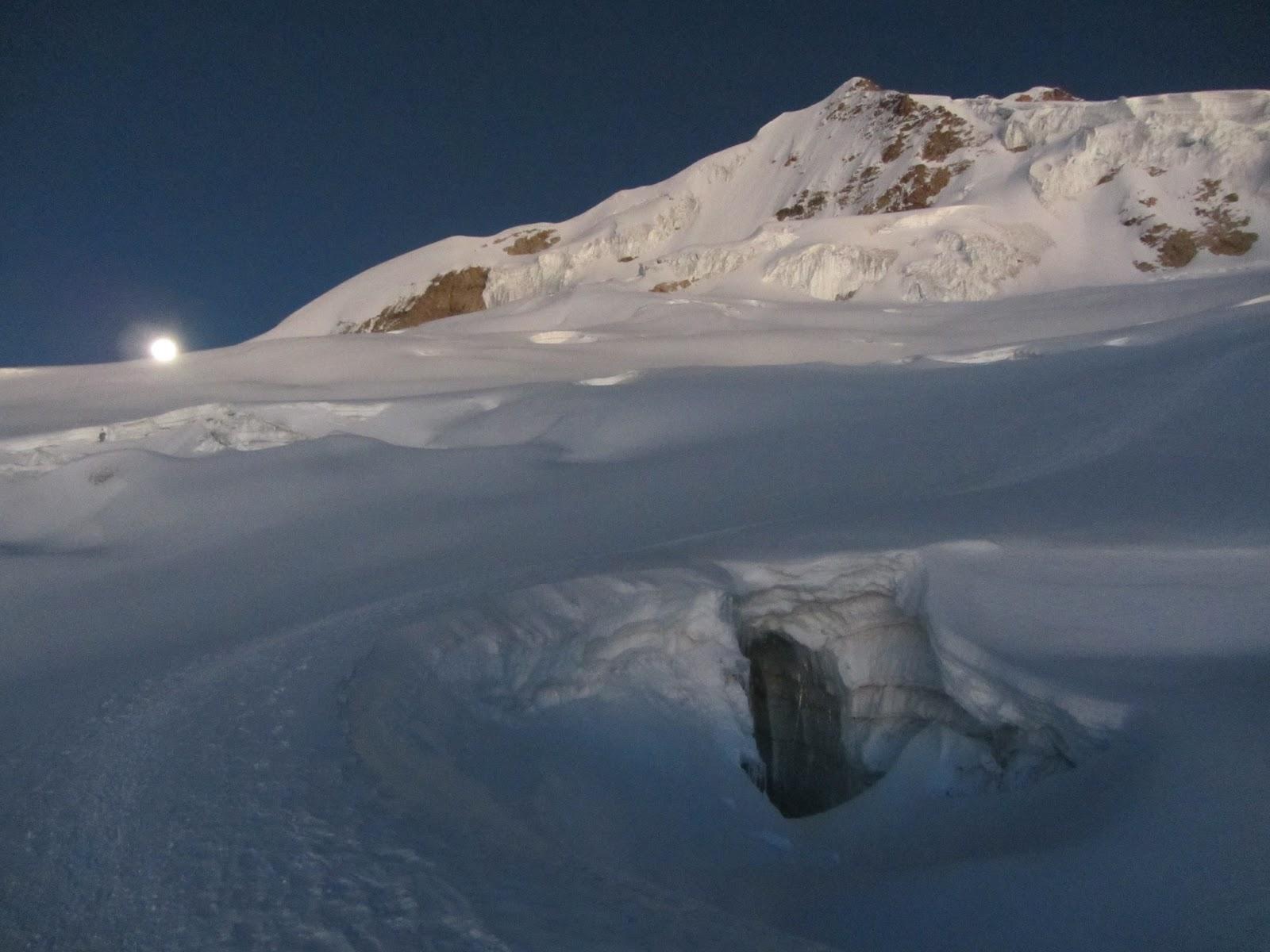 Mount Huayna Potosi
