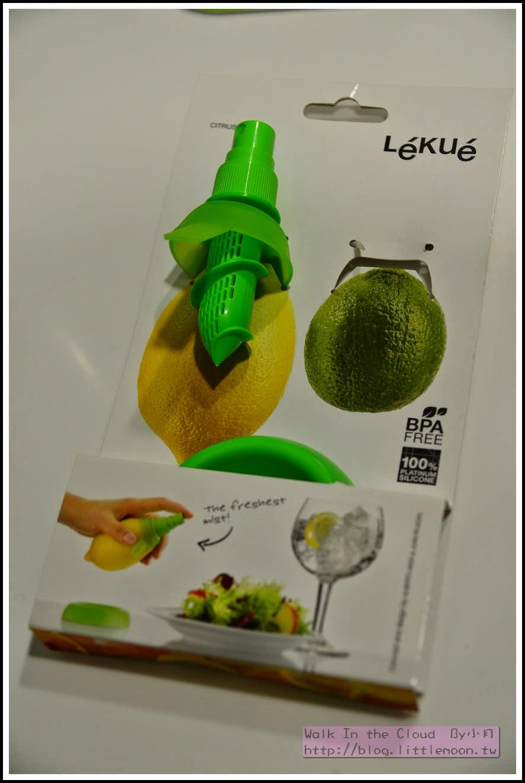 Lekue 檸檬噴霧
