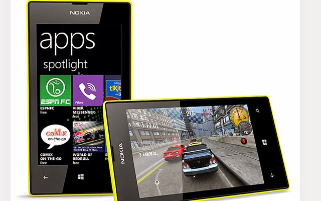 Nokia Lumia 525 Specifications and Review