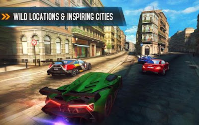 Asphalt 8 Airborne Game for Android and iOS