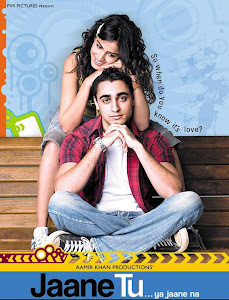 Poster Of Bollywood Movie Jaane Tu Ya Jaane Na (2008) 300MB Compressed Small Size Pc Movie Free Download Downloadingzoo.com