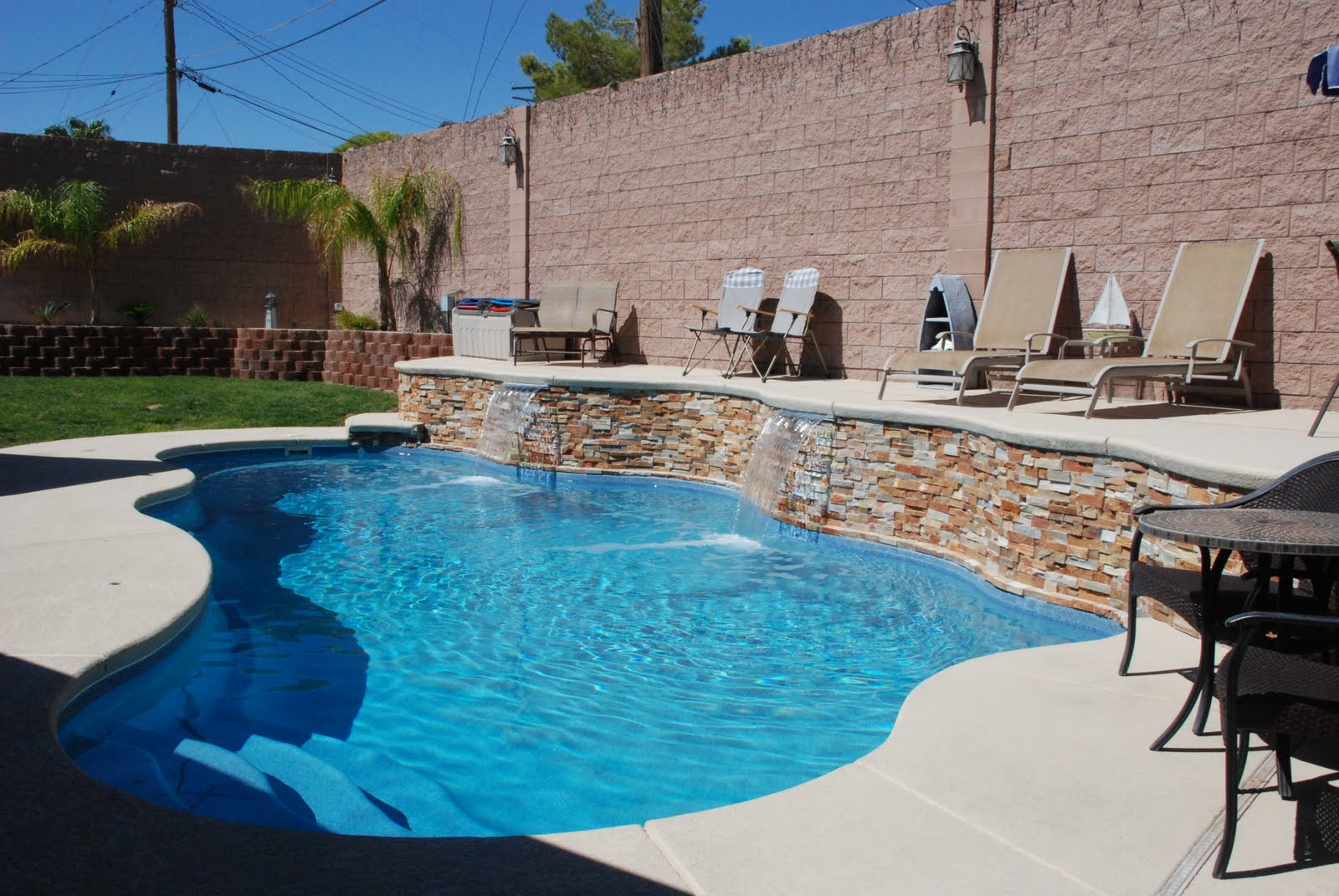 Beautiful inground pools wonderful for Inground pools