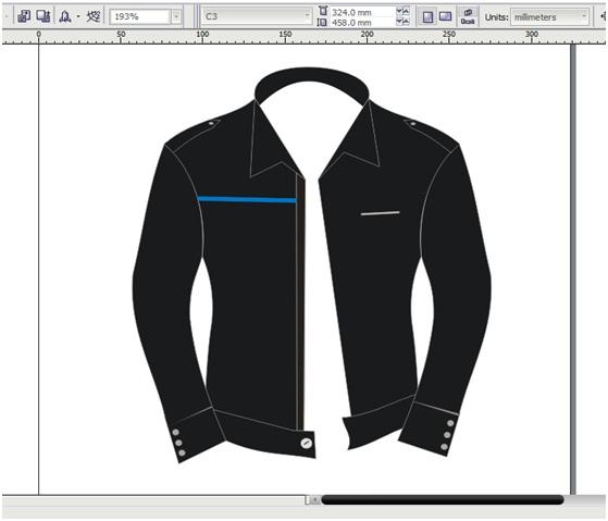 Sampai di sini Artikel Cara Membuat Design Almamater dengan Corel X3 ...