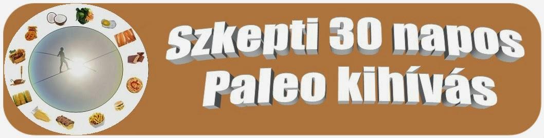 Szkepti 30 napos Paleo Kihívás - Paleo diéta, paleo receptek