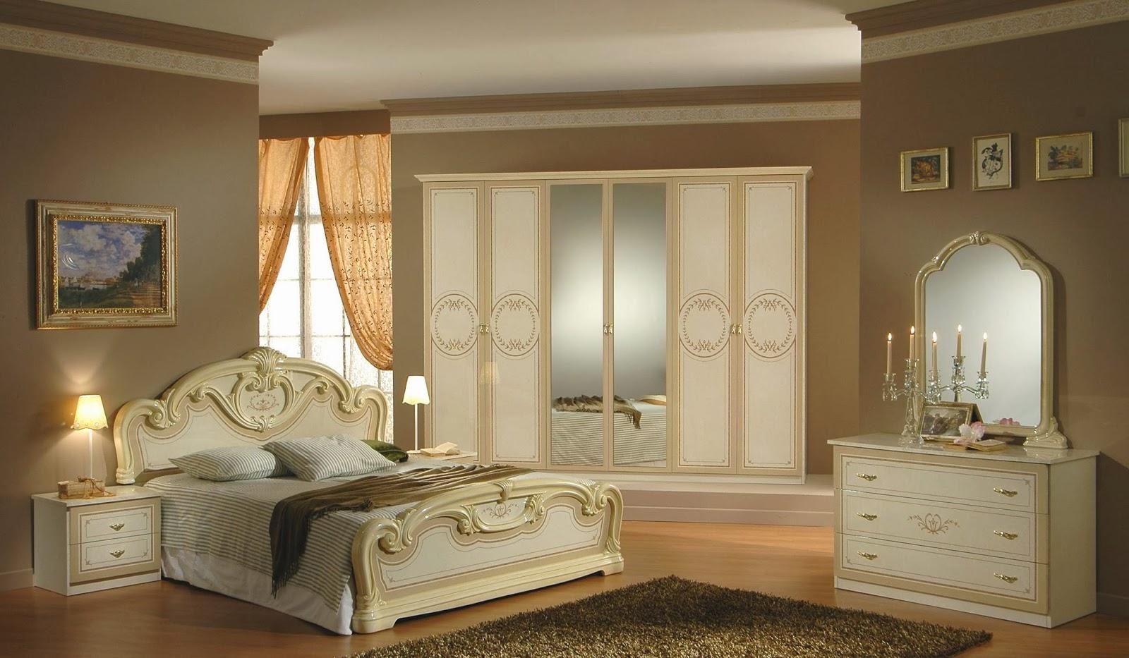Il mio angolo nel mondo camere da letto classiche le for Camere da letto belle