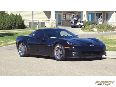 2010 Corvette Z06 Custom 3LZ at Purifoy Chevrolet