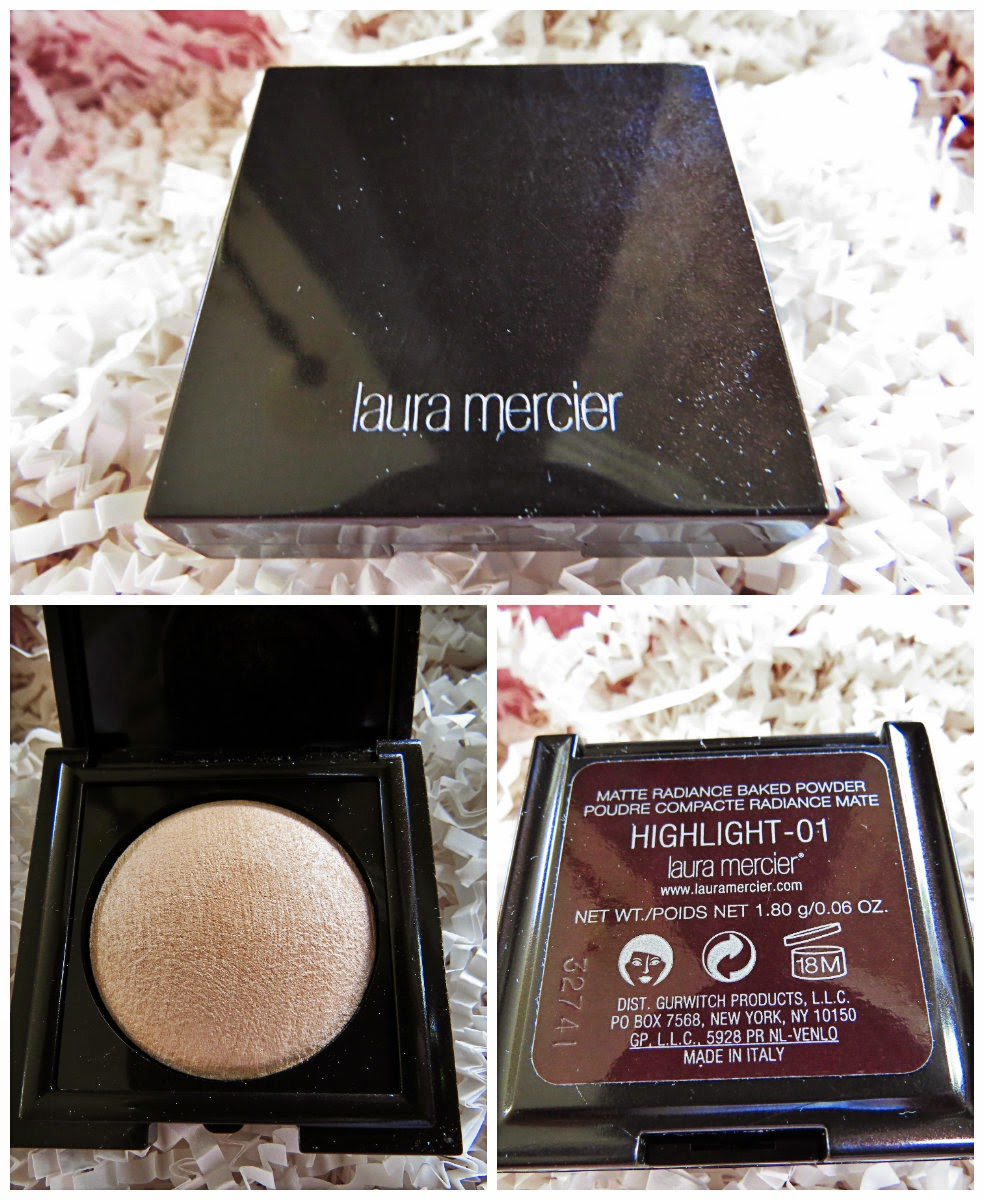Laura Mercier Matte Radiance Baked Powder, Highlight-01