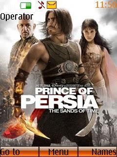 Tema Nokia Prince Of Persia