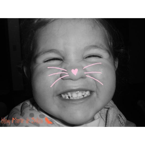 Gatoca com quatro anos com dente extranumerário conóide ... blog Mamãe de Salto