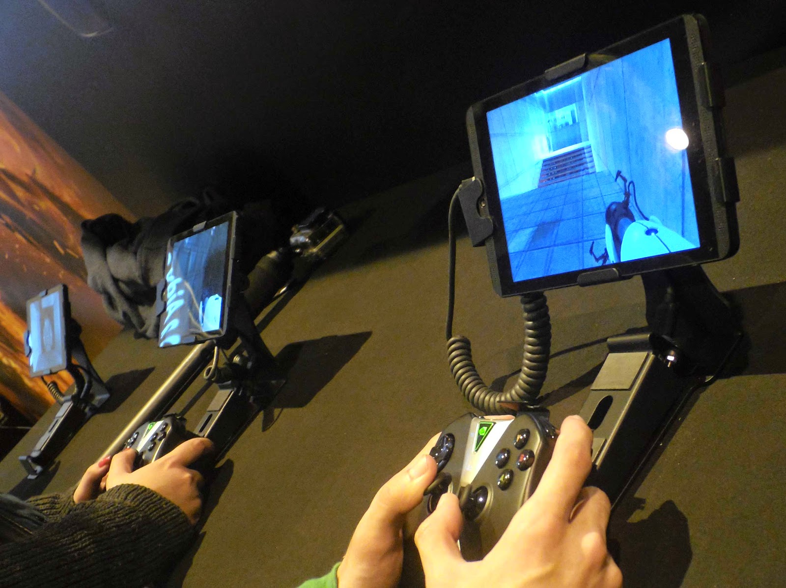 proyecto Nvidia Shield Tablet