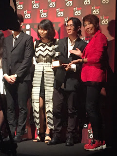 ciNE65 SG Awards Ceremony Joyden Hall Short Film Competition Irene Ang Singapore Lunarrive