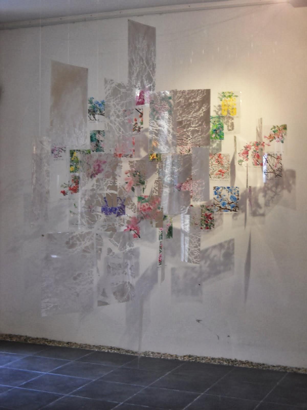 Exposition galerie MLS, Bordeaux. 2013