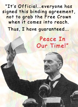 neville chamberlain s policy of appeasement between 10102018 learn about and revise the policy of appeasement followed by britain  by neville chamberlain broadcast on  sure about chamberlain's.