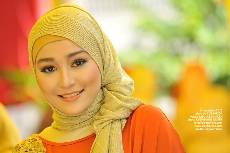 Jilbab Cantik Aceh