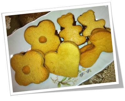 Μπισκότα αμυγδάλου με ελαιόλαδο