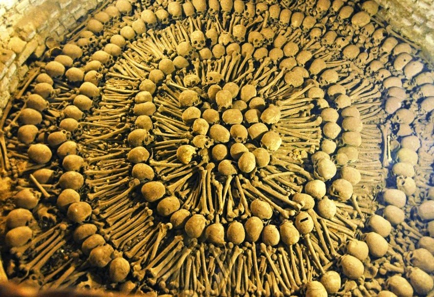 San Francisco Monastery Lima catacomb