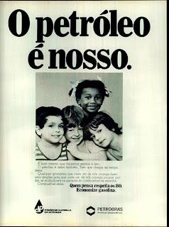 propaganda CNP e Petrobras - 1978; reclame de carros anos 70. brazilian advertising cars in the 70. os anos 70. história da década de 70; Brazil in the 70s; propaganda carros anos 70; Oswaldo Hernandez;