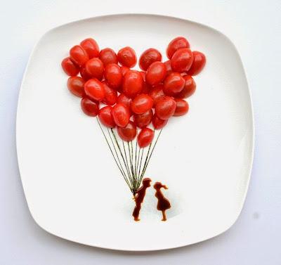 wonderful food art