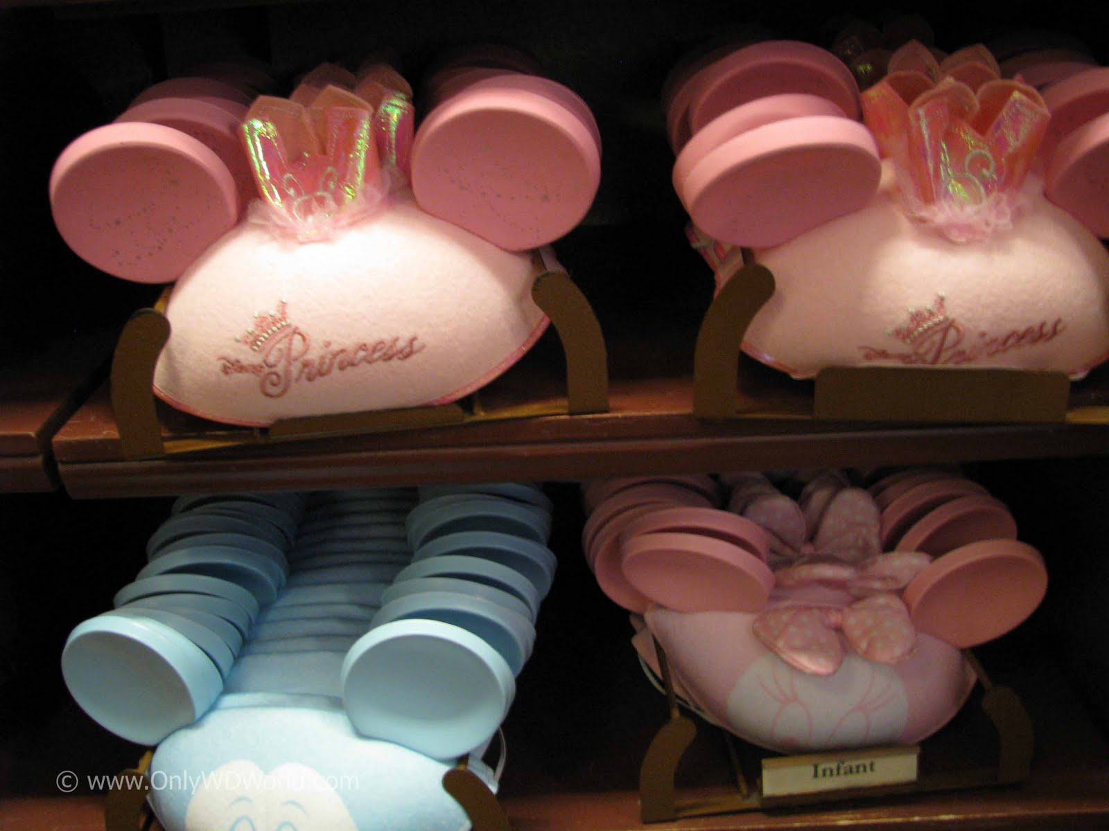 Pirate Mouse Ear Hats Are Very