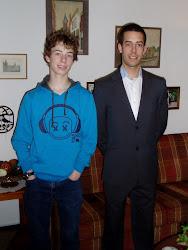Pim en Maarten