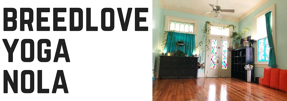 Breedlove Yoga NOLA