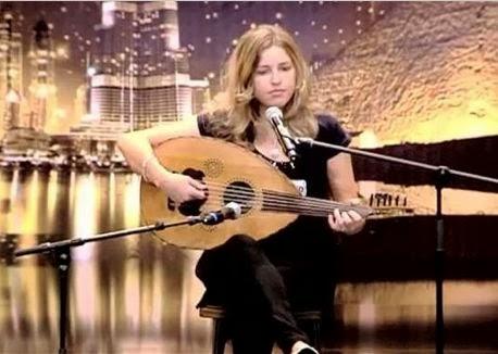 بالفيديو: جنيفر جراوت الأمريكية متسابقة Arabs Got Talent تعلن إسلامها وتنطق الشهادتين