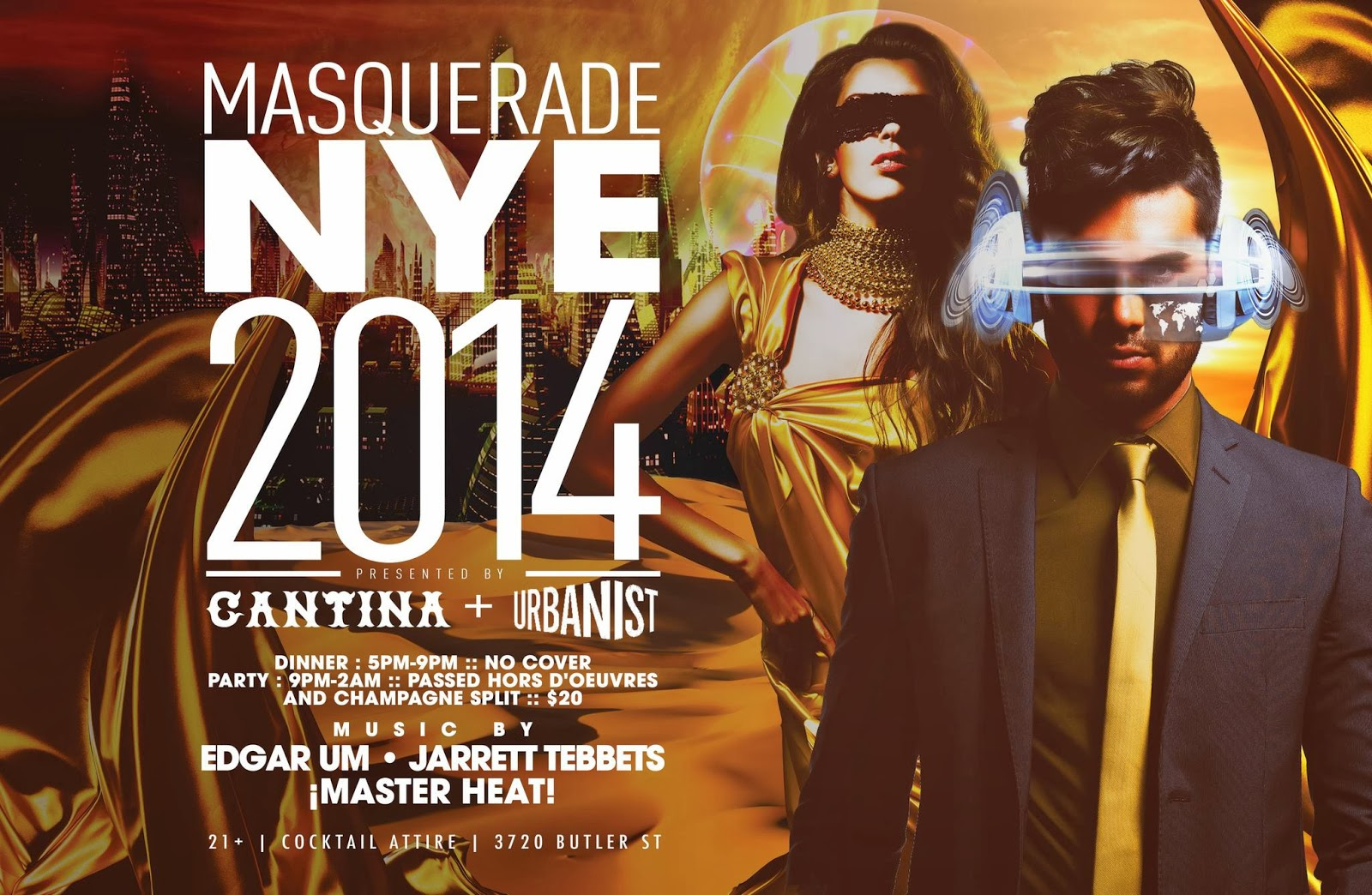 The Pittsburgh Look: NYE Guide: Parties in Pittsburgh (and How ...
