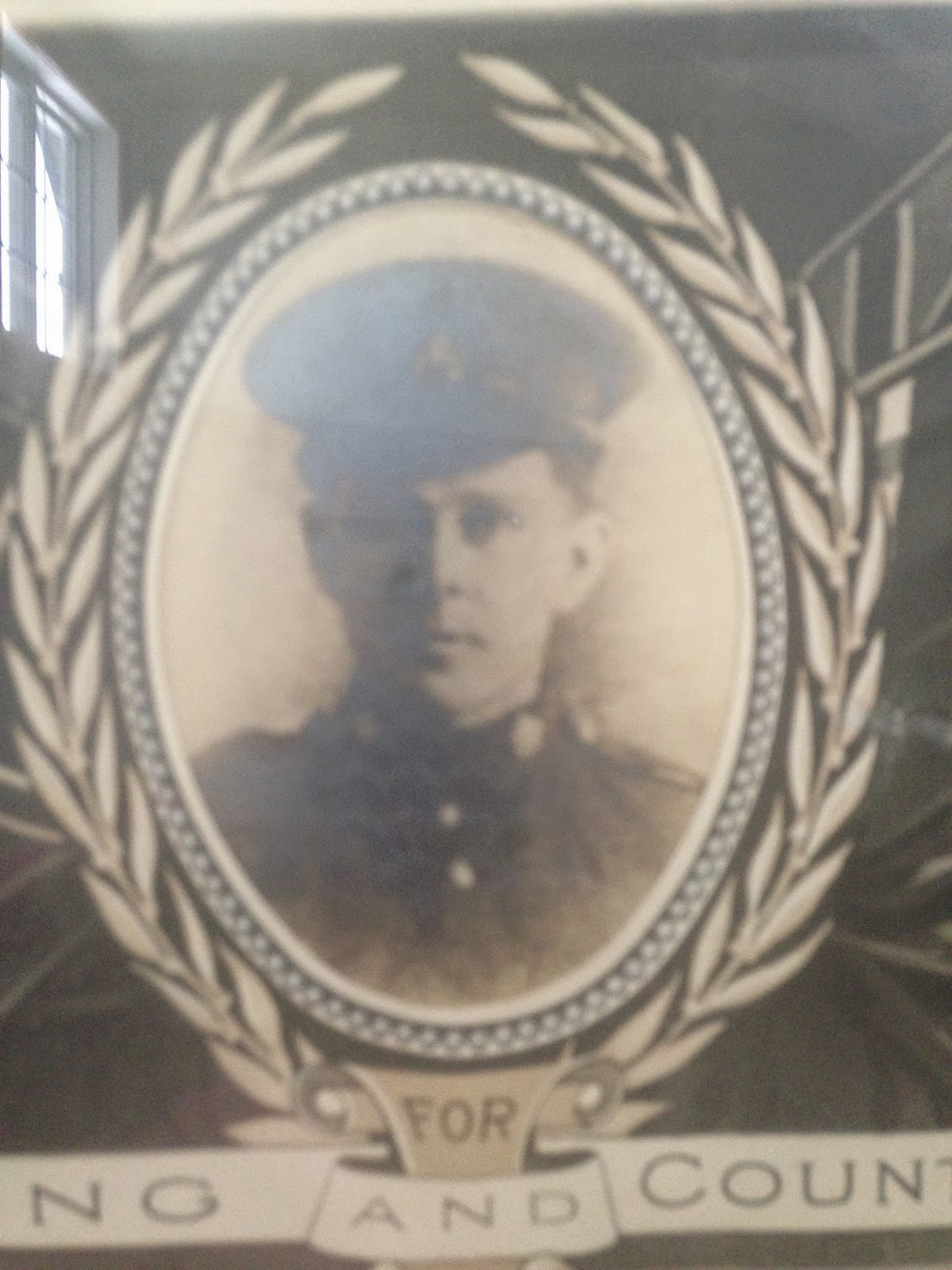 Remembering WW1 Soldier Douglas McNabb