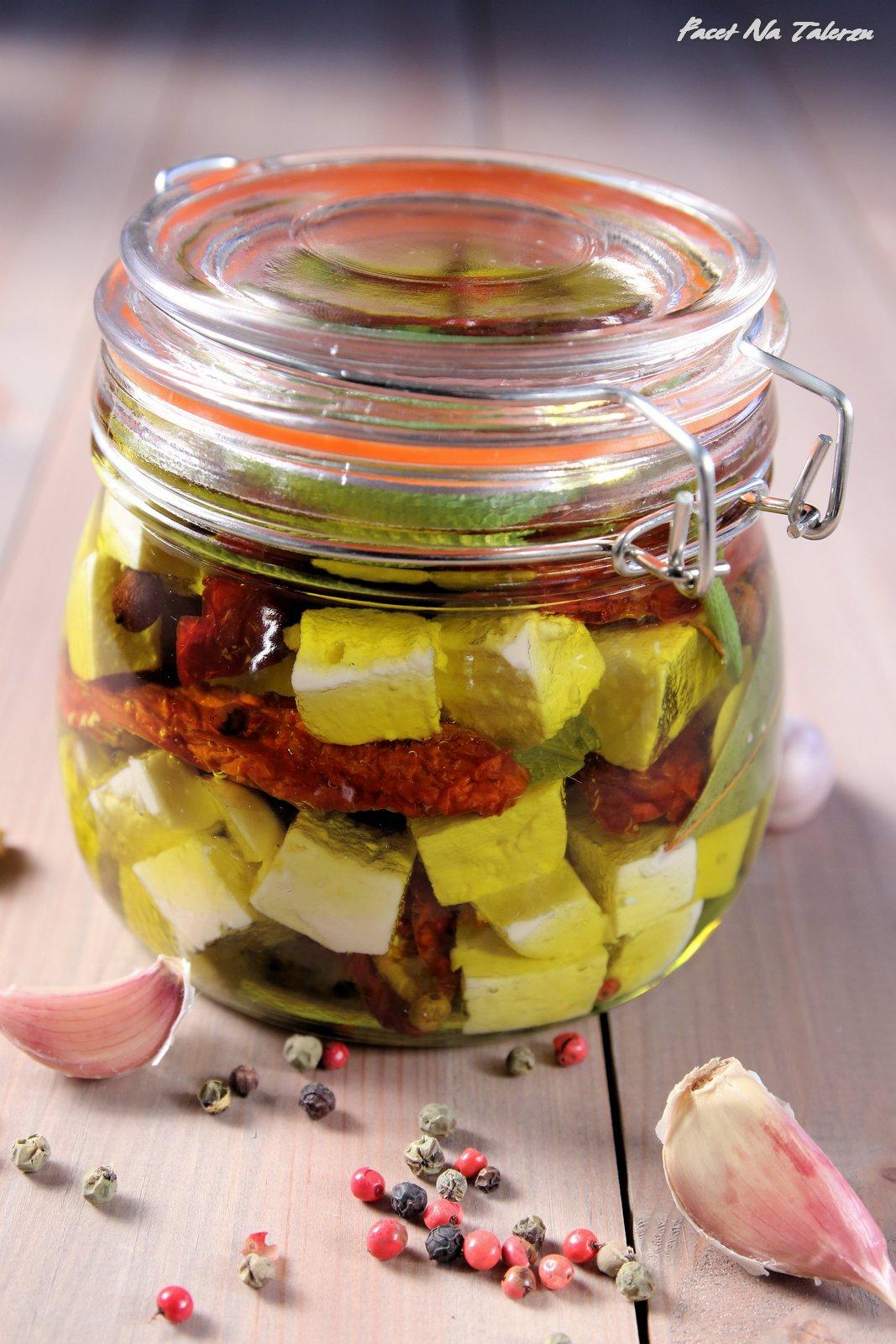 Bundz marynowany w oliwie